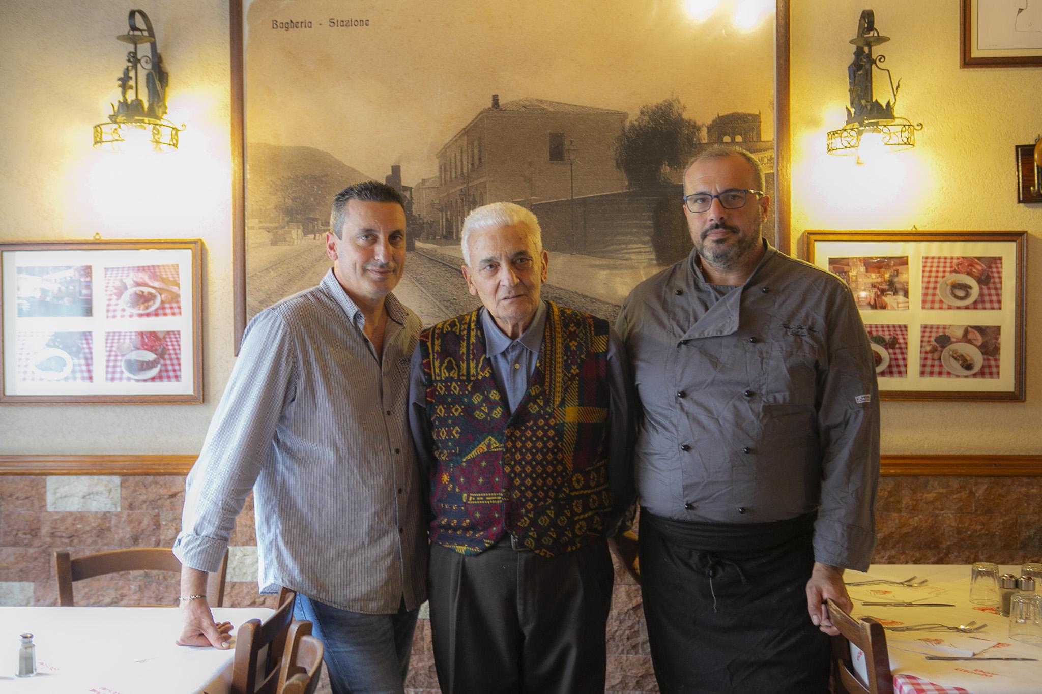 Trattoria Don Ciccio - sapori di Sicilia